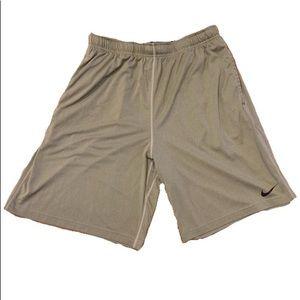 Mens Nike Dri Fit Shorts